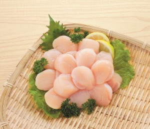 JAPANESE FROZEN SCALLOP MEAT (500G)