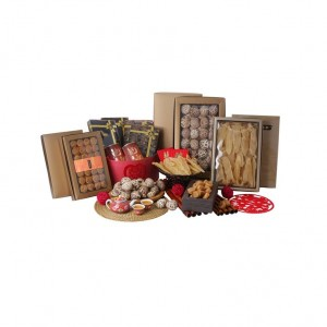 Deluxe Dried Seafood Hamper (6 types)